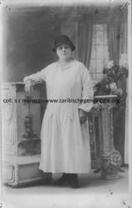 J.C.E. Vidal Baez - Daal (1868-?), Santo Domingo 1927 (particuliere collectie)