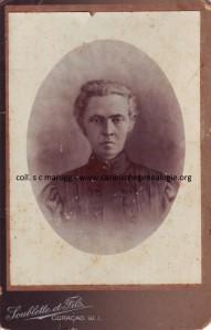 M.E. Daal - Schrils (1839-1908), Soublette & Fils Curaçao (particuliere collectie)