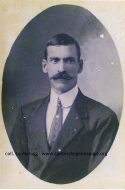 Ch.L.H. Marugg (1884-1964), Curaçao ca. 1920 (particuliere collectie)