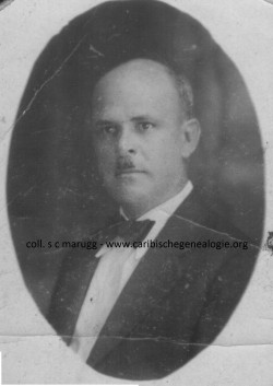 P.A. Vidal Daal (1892-1974)