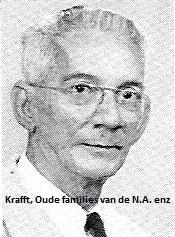 M.B. Bartels Daal uit: Krafft, Oude families van de N.A. enz.