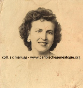 Thelma Wever - Marugg (1917-2013)