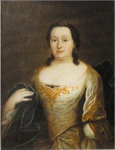 Catharina Berg - Ross (1703-1779), moeder van M.S. de Bruyn - Berg