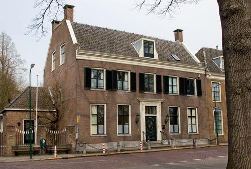 Huis Binnenrust te Abcoude, buitenplaats van de familie De Bruyn (1749-1757)